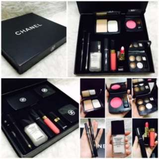 9 In 1 Chanel Makeup Gift Set (rejected imperfect) - *BOX INCLUDED*