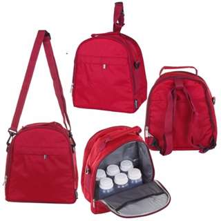 Autumnz Classique Cooler Bag (Red)