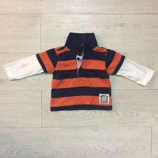 BabyGap Infant polo tee