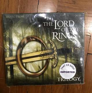 The Lord Of The Rings - The Trilogy