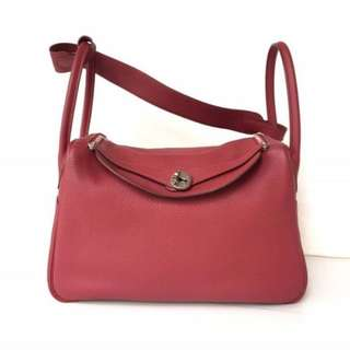 Authentic Hermes Lindy 34
