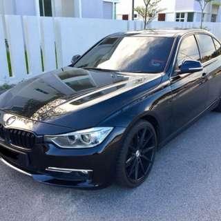 BMW 320i F30 2.0 (A)
