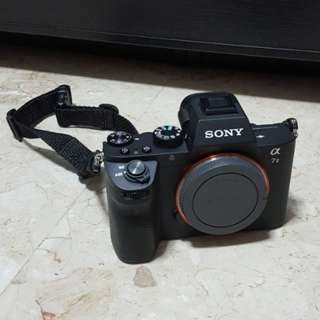 Sony A7ii body only