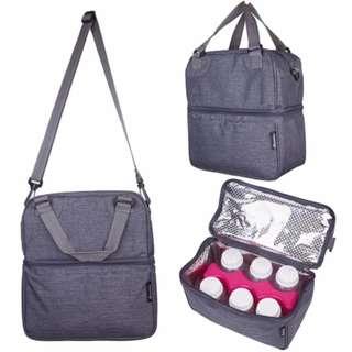 Autumnz Posh Cooler Bag (Oxford Grey)