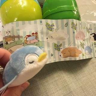 日本人氣企鵝仔掛飾