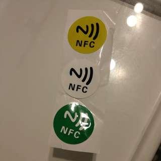 NFC Tag Bluetooth Wi-Fi smart home