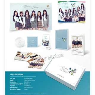 🇰🇷GFriend Season's Greetings 2018