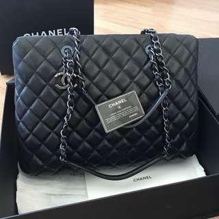 Authentic Chanel GST Bag