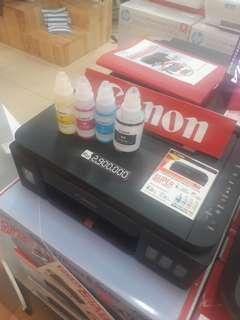 PRINTER CANON PIXMA INK CICILAN cepat tanpa kartu kredit