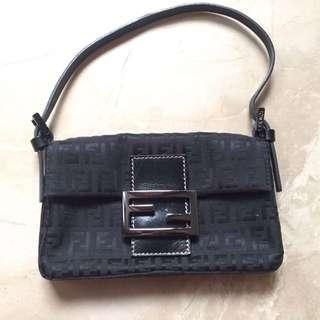FENDI Mini Black Handbag