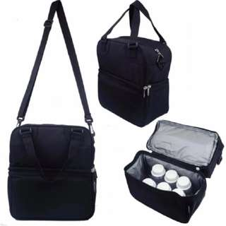 Autumnz Posh Cooler Bag (Black)