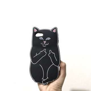 Lord Nermal/Bad Cat Case (Iphone 7)