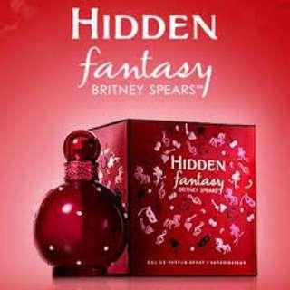 Britney Spears Hidden Fantasy EDP 100ML for Women