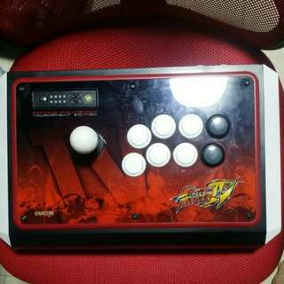 ($100)Madcatz Street fighter 4 tournament edition arcade stick