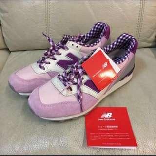 大減價🈹️(全新) New Balance 996 紫色波鞋