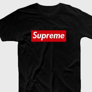 Supreme Black Shirt