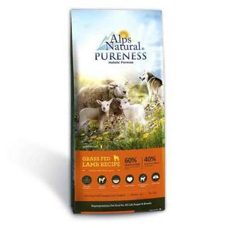 Alps Natural Dog Pureness Holistic Lamb Recipe 2.5KG / 15KG