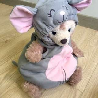 Carter's mouse costume / Romper
