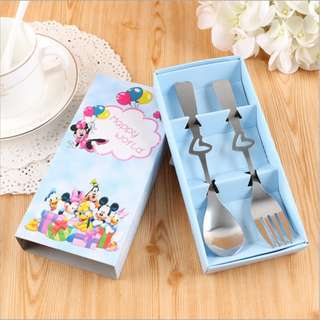 Fork & Spoon For Wedding Favors & Doorgifts
