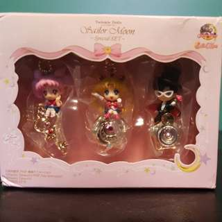 Sailor Moon Twinkle Dolly ~Special SET~