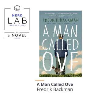 Nerd Lab Premium E-Book | Fredrik Backman