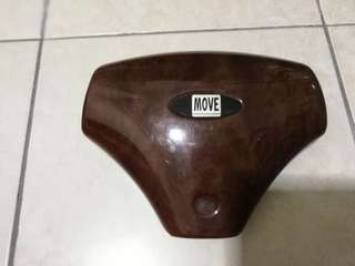 Cover stereng walnut move