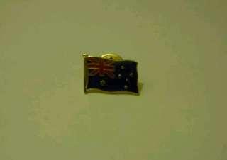 Australian Flag Pin/Badge. New