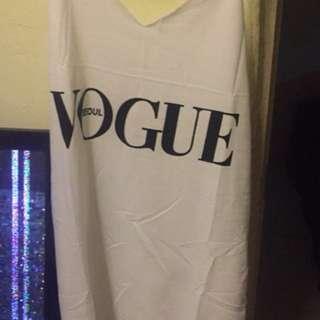 Dress size M fit to L