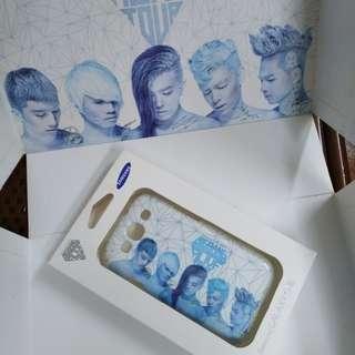 Big Bang ALIVE tour phone case + shirt