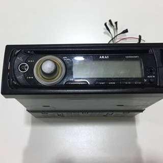 AKAI Car Radio/DVD