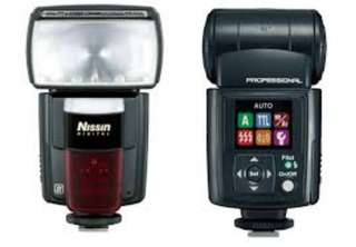 Nissin Di866  speedlite for Nikon