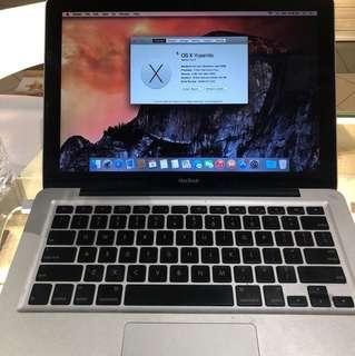 Macbook 13inch late 2008