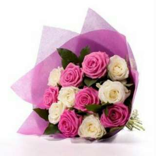 Surprise Gift Roses Bouquet - Oneal