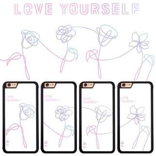 BTS Love Yourself Her Phone Case