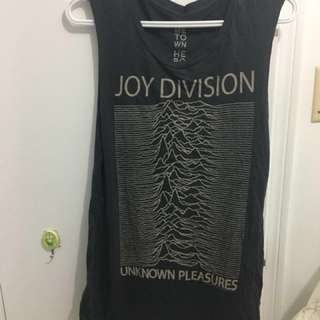 Joy Division Muscle Tee