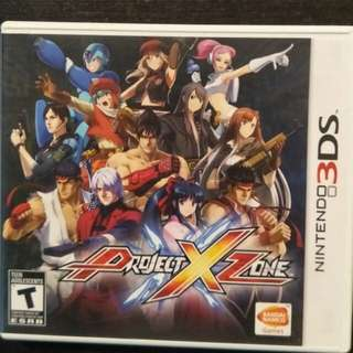 3DS Project X Zone