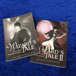 Wizards Tale 📚❤️️