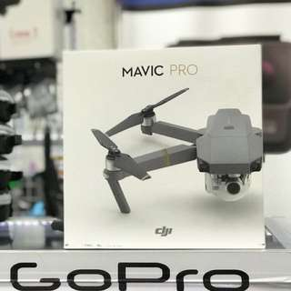 "DJI Mavic Pro Fly More Combo - Bayar secara ansuran ""0"" interest"