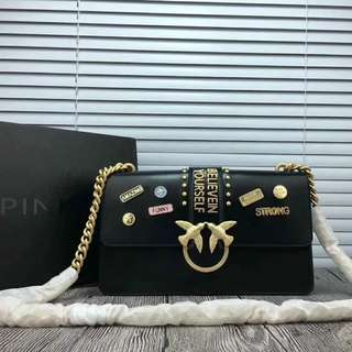 Pinko Shoulder Chain Bag