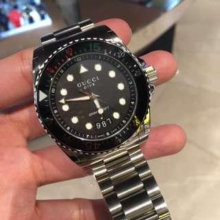 2017年gucci 男裝手錶 man watches