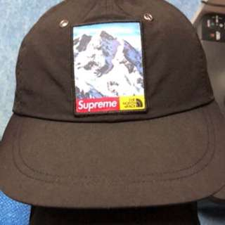 Supreme x TNF CAP