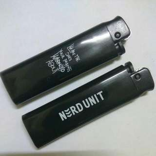 Nerd Unit Cricket Lighter