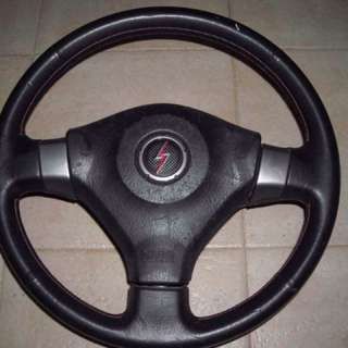Steering wheel nissan silvia s15 with airbag