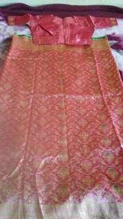 Brand new silk SARI