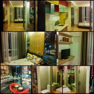 9K+ Monthly Furnished Studio Unit Condo along Pioneer near Robinsons Forum