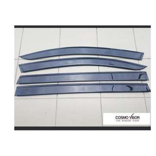 Alza Door Visor Cosmo brand (small & medium )