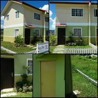 Non Pagibig Townhouse in Teresa Rizal near Antipolo