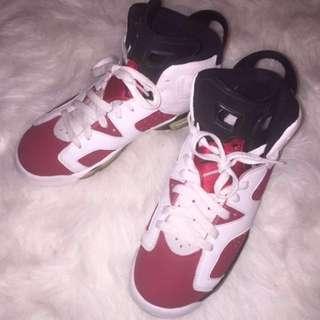 PRICE DROP Jordan 6s