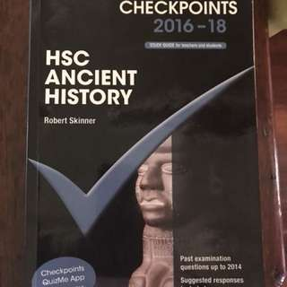 HSC Textbooks (Visual Arts, English, Ancient History)