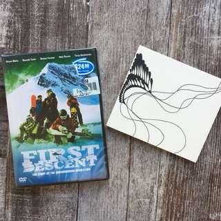 SNOWBOARDING DVDS